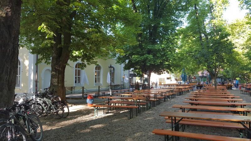 Prüfeninger Schlossgarten Regensburg