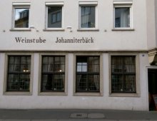 Weinstube Johanniterbäck