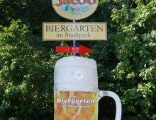 Biergarten Stadtpark Schwandorf