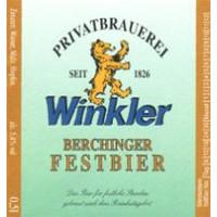 Winkler-Bräu, Berching
