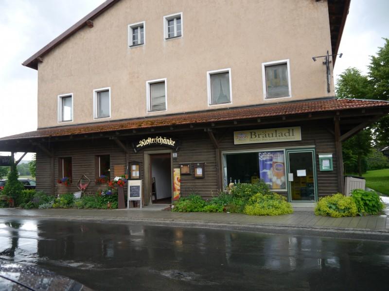 Gasthof Klosterschänke in 93488 Schönthal: Biergarten, Restaurant ...