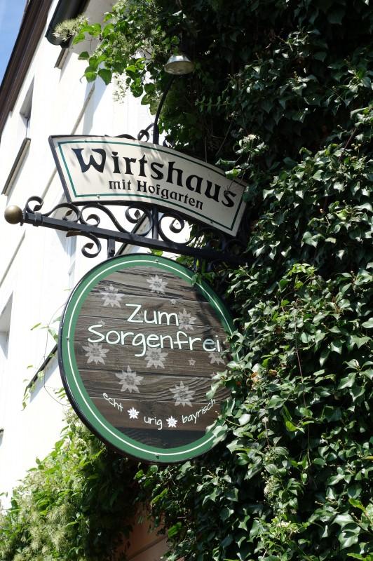 Zum Sorgenfrei Regensburg