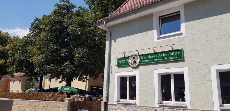 Arberhütte Regensburg