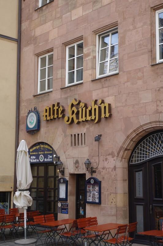 Alte Küche in 10 Nürnberg: Restaurant/Regionale Küche