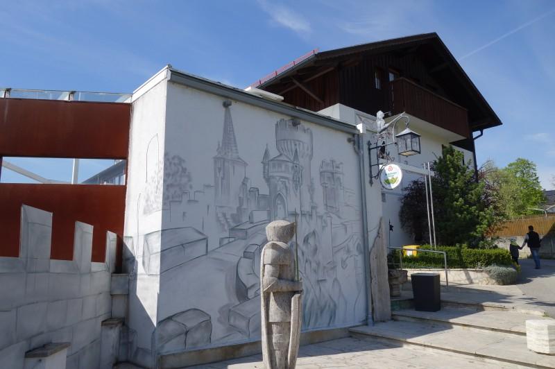 Ritterschänke Randeck in 93343 Essing: Ausflugslokal, Biergarten ...
