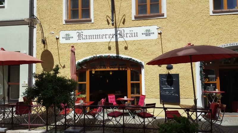 Bad Reichenhall Gastronomie