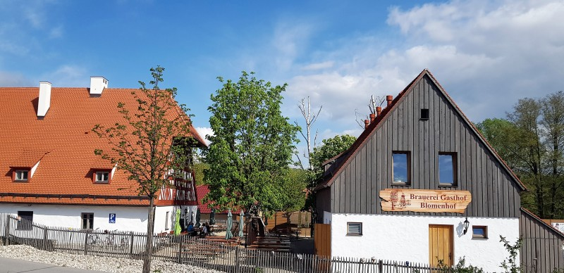 Gasthaus Blomenhof Neumarkt