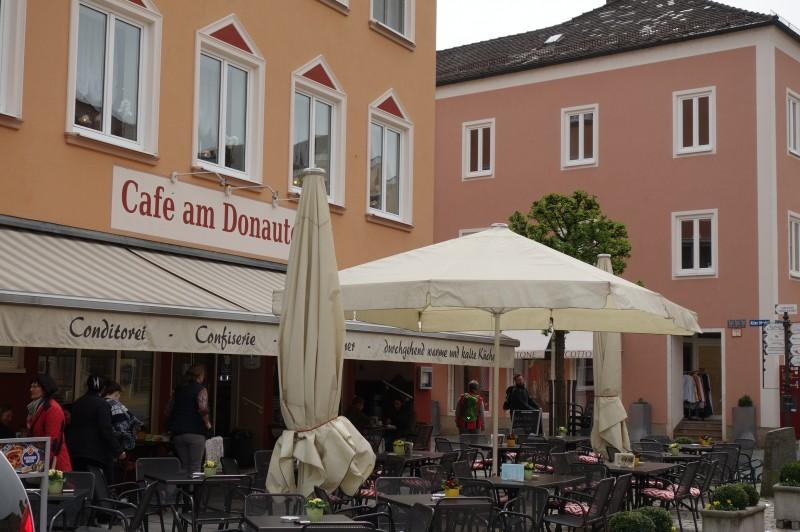 Cafe Am Donautor Kelheim