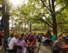Biergarten am Tannwald