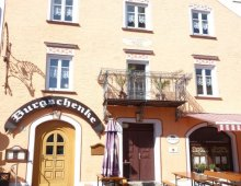 Burgschenke Riedenburg