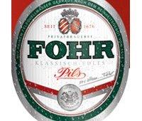 FOHR Brauerei GmbH & Co. KG