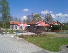 Kiosk im Stadtpark