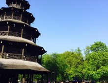 Biergarten und Restaurant am Chinesischen Turm