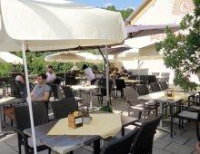 Brauerei-Gaststätte Peschl-Terrasse