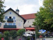 Biergarten SeePost am Ammersee