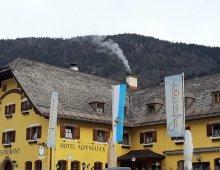 Hotel Restaurant Alpenglück