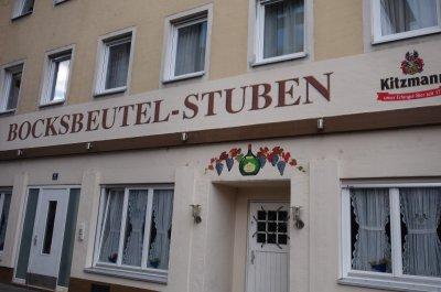Bocksbeutelstuben Nürnberg