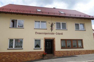 Brauerei-Gaststätte Schroll Zum Weißen Lamm