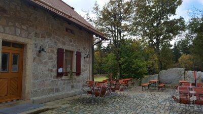 Waldhaus im Naturpark Steinwald